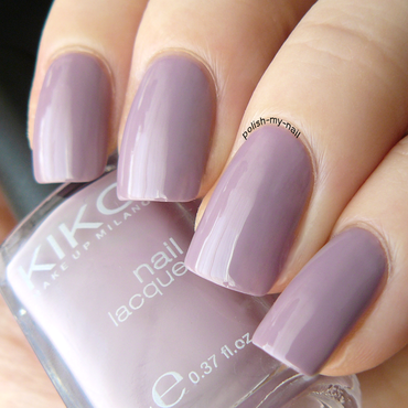 Kiko 510 Mauve Grey Swatch by Ewlyn