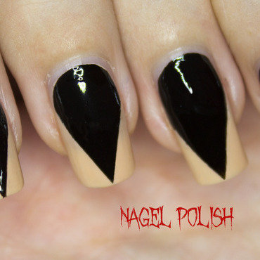 Claw Nails For Halloween! nail art by Nagel Polish
