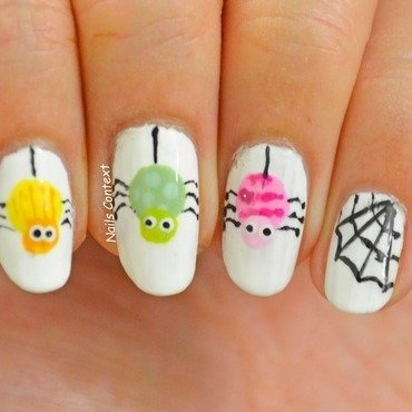 Halloween 20spider 20nails 201 thumb370f