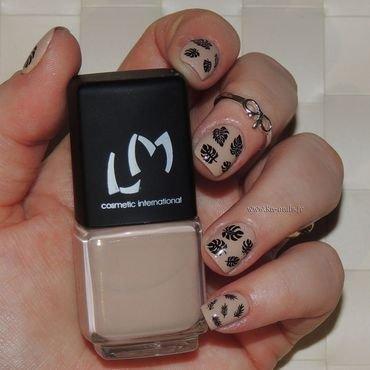 Atum is coming nail art by Ka'Nails