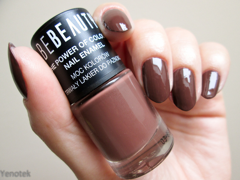 Be Beauty brown Swatch by Yenotek
