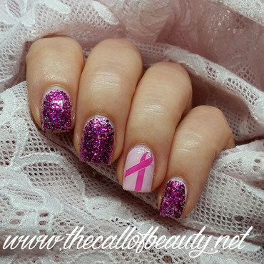 Nail 20art 20of 20the 20day 20  20breast 20cancer 20awareness 20 40  20wm thumb370f