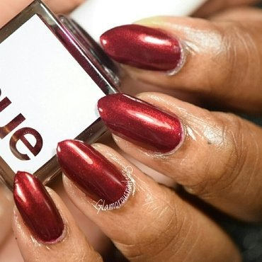 Square Hue Vogue Swatch by glamorousnails23