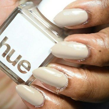 Square Hue Desert Storm Swatch by glamorousnails23