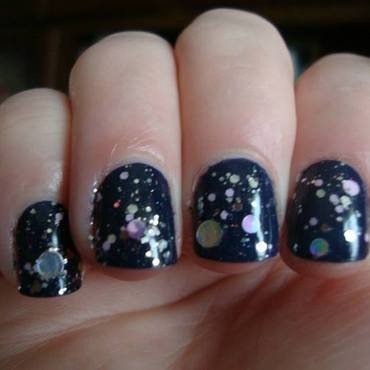 Bellissima nail art by Stephanie