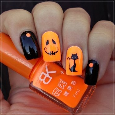 Halloween nails 2015 1 thumb370f
