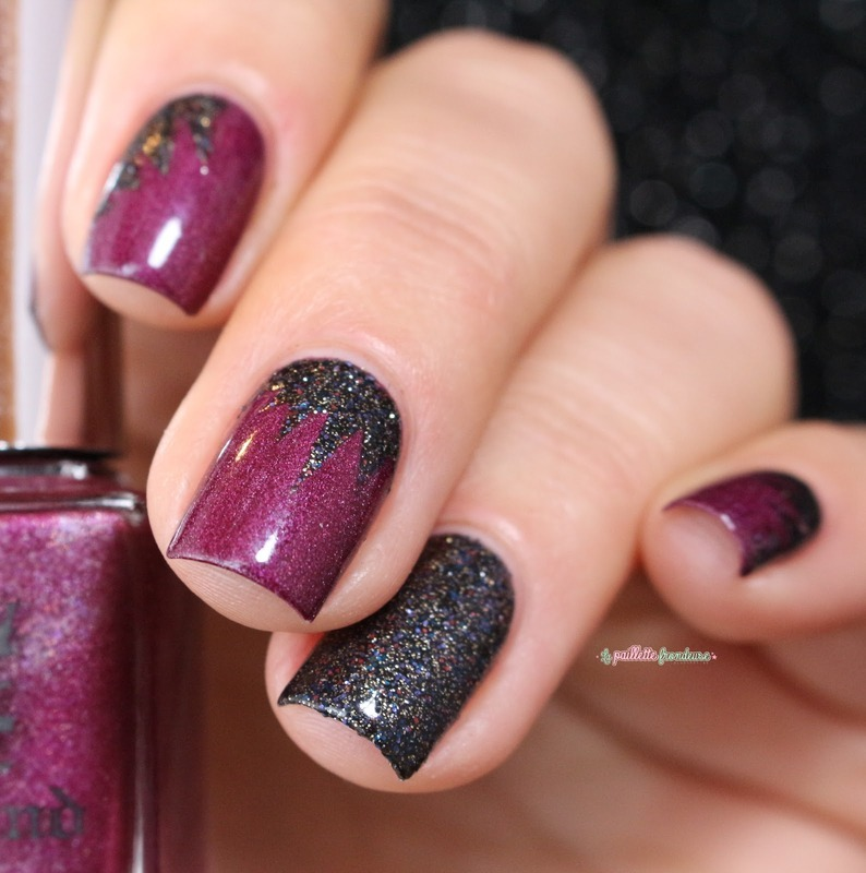 kaboom nail art by nathalie lapaillettefrondeuse