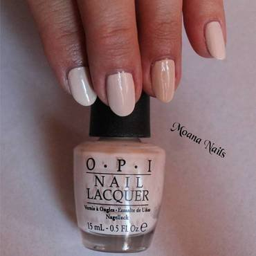 O.P.I. My Vampire is Buff Swatch by MoanaNails