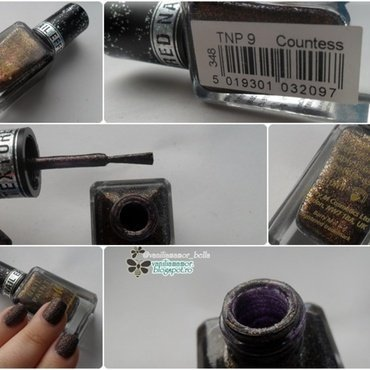 Barry M Countess Swatch by Isabella