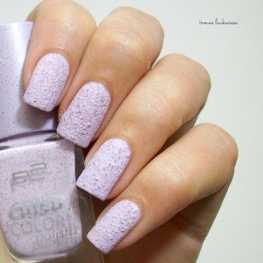 P2 Violet Glace Swatch by irma