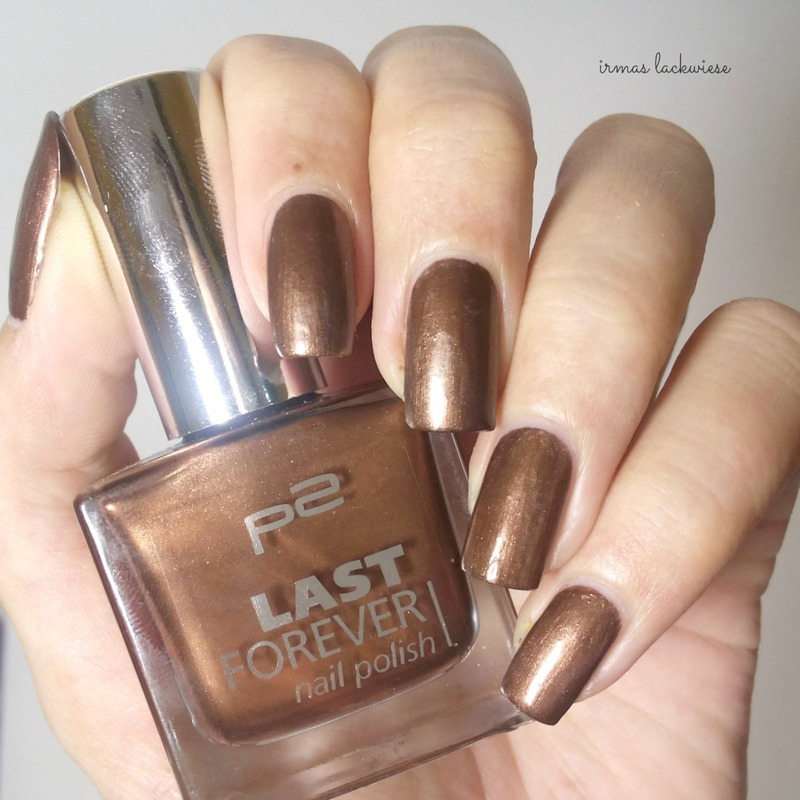 P2 amber amour Swatch by irma