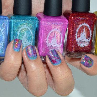 Art nails  nail art by Sweapee