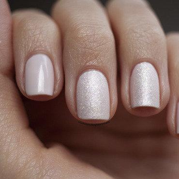 Fiji Diamonds nail art by Jule