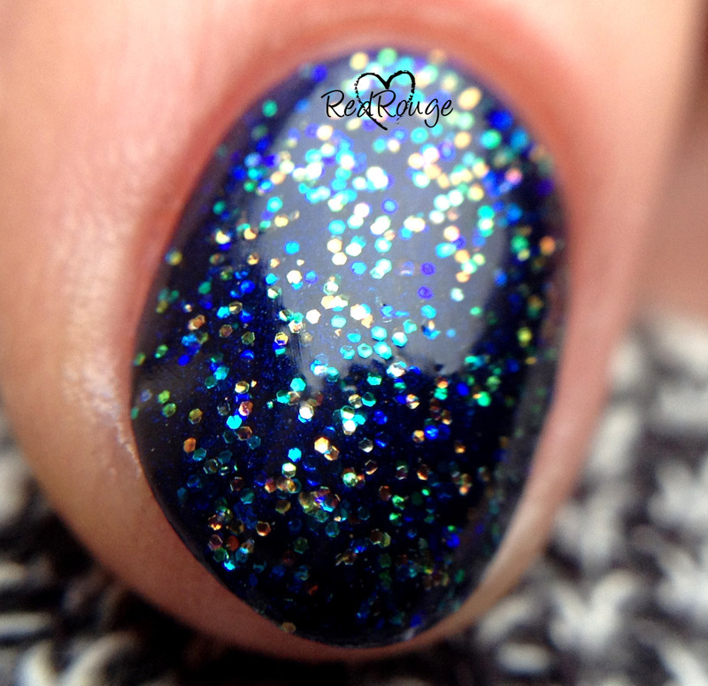 Calire's Day Dreamer Swatch by RedRouge