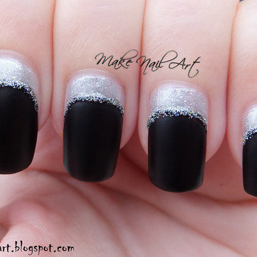 Black 20and 20silver 20nail 20art 20design thumb370f