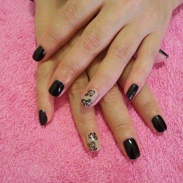 v nail art by souki