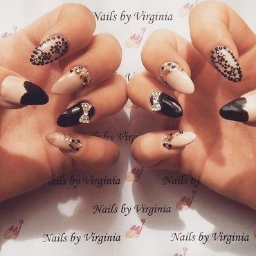 virginiasnails39 nail art by souki