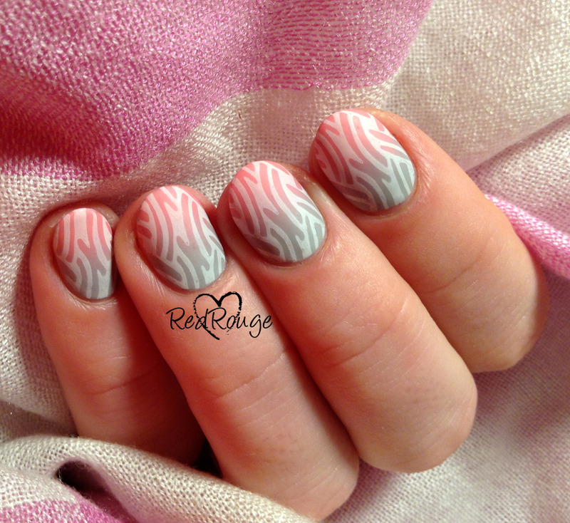 Pink gray sweater nail art by redrouge nailpolis museum of nail art pink gray sweater nail art by redrouge prinsesfo Choice Image