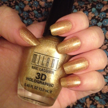 Milani 3D Holographic 510 3D Swatch by Rox