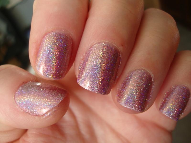 I Love Nail Polish Dream girl Swatch by Stephanie
