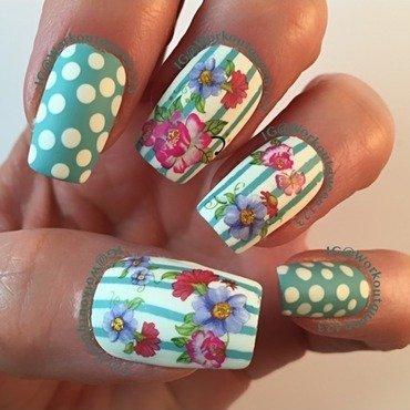 Cathkidstone mani nail art by Workoutqueen123