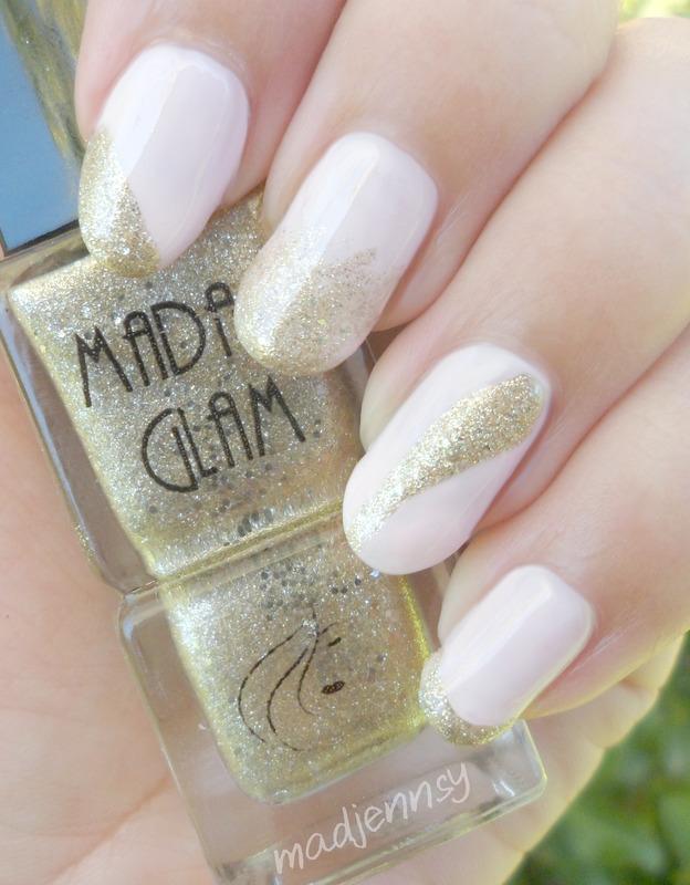Subtle & Elegant Nail Design nail art by madjennsy Nail Art