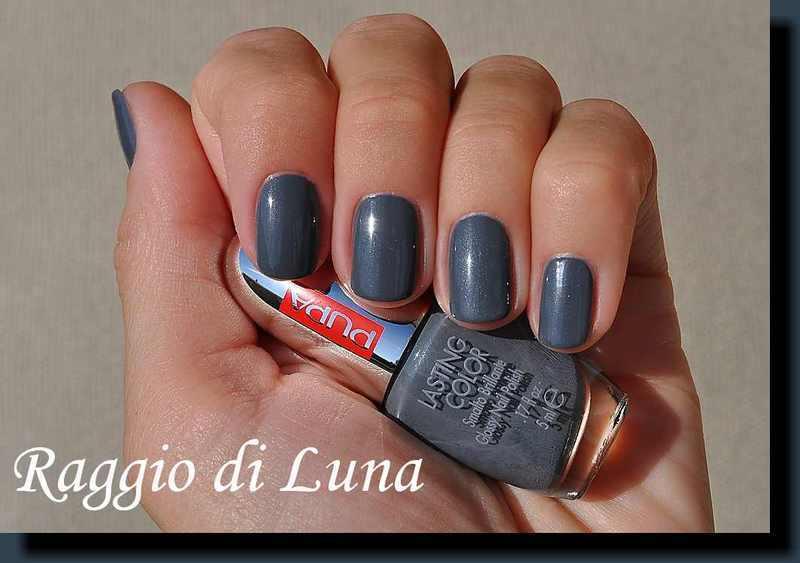 PUPA n° 902 Mist Grey Swatch by Tanja