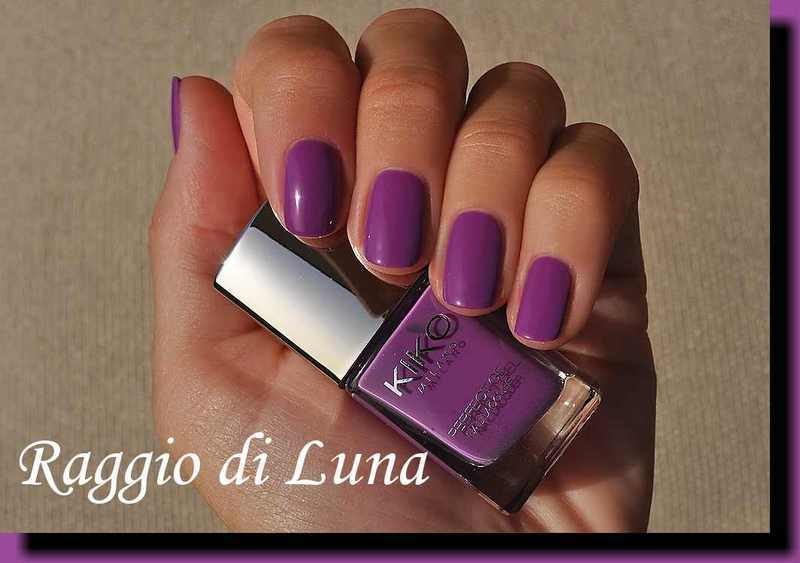 Kiko Perfect Gel Duo n° 682 Violet Swatch by Tanja