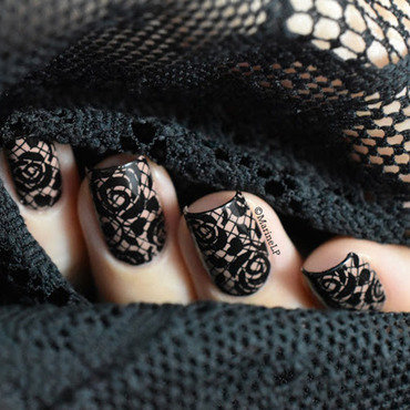 Lace nails pueen 27 20 7  thumb370f