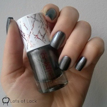 Catrice Metalfusion Swatch by LotsOfLack