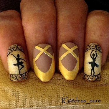 ...and spin nail art by Dess_sure