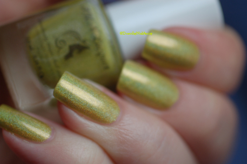 Fun Lacquer Margarita coktail Swatch by Dorothy NailAssay ...