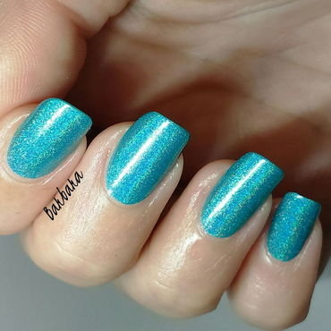 Cirque Cerrillos Swatch by Les ongles de B.