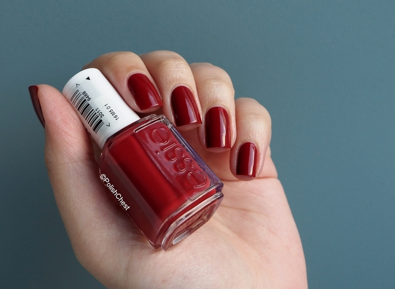 Essie with the band Swatch by Danny