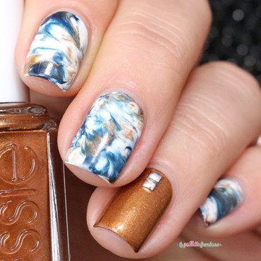 Essie 20fall 20collection 20earth 20map 20nail 20art 202 thumb370f