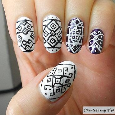 Black white pattern thumb370f