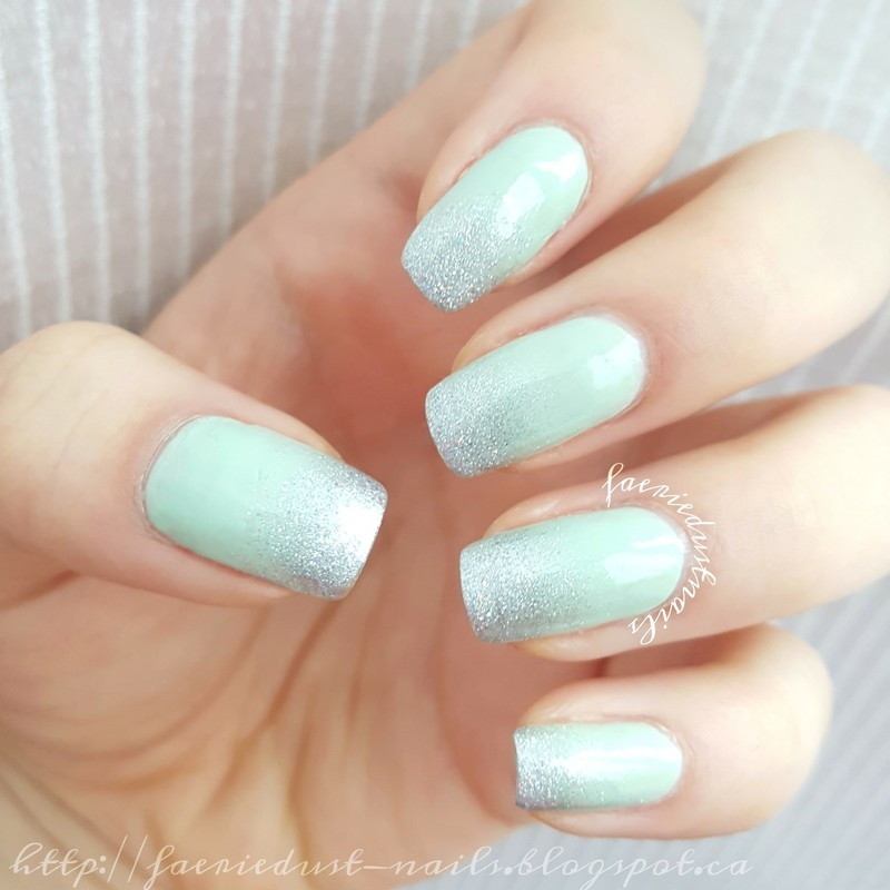 OPI I shop mintage and OPI Nicole Imagine If... Swatch by Shirley X.