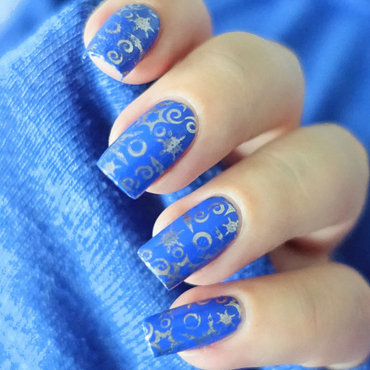 Essie 20butler 20please 2c 20essie 20good 20as 20gold 2c 20konad 20square 20image 20plate 2010 20stamping thumb370f