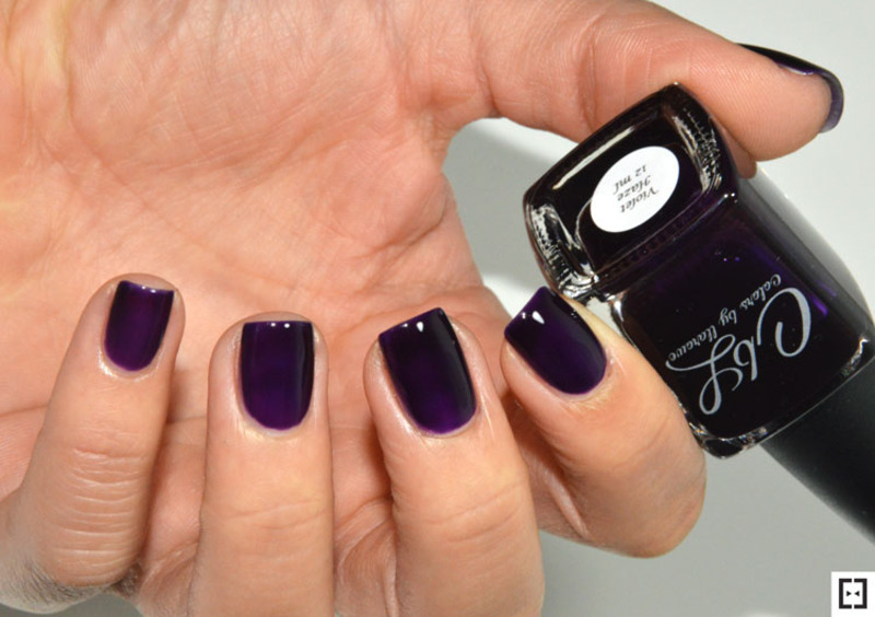 Colors By Llarowe Violet Haze Swatch by Sweapee