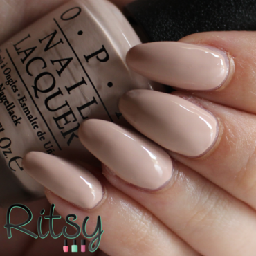 OPI Tiramisu For Two Swatch by Ritsy NL