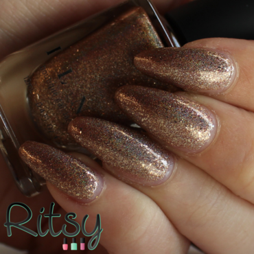 ILNP Clockwork Swatch by Ritsy NL