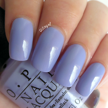 OPI You're Such A Budapest Swatch by Ritsy NL