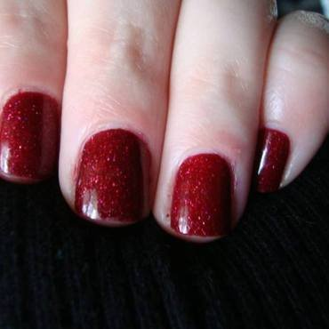 piCture pOlish Bordeaux Swatch by Stephanie