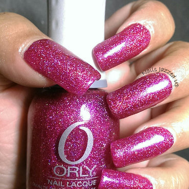 Orly Miss Conduct Swatch by Divya Pandey