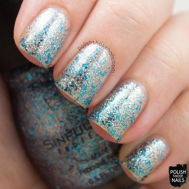 Sinful colors ice dream silver blue glitter swatch 3 thumb370f