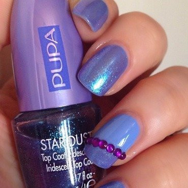 StarDust Nails nail art by Sara