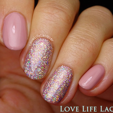 Magpie Beauty Amelia nail art by Love Life Lacquer