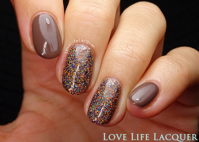 Magpie Beauty Coco Nail Art By Love Life Lacquer Nailpolis Museum