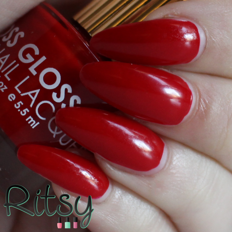 Floss Gloss Gangsta Boo Swatch By Ritsy Nl Nailpolis Museum Of