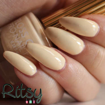 Floss gloss Biscuits Swatch by Ritsy NL